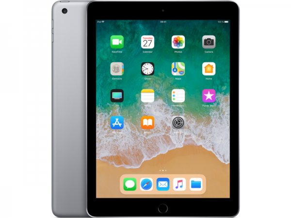 Apple iPad 6 32gb wifi space grey
